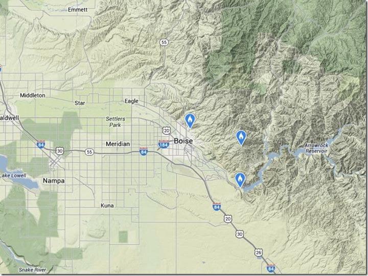 BGGN 2012 Map