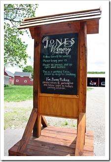 jones winery