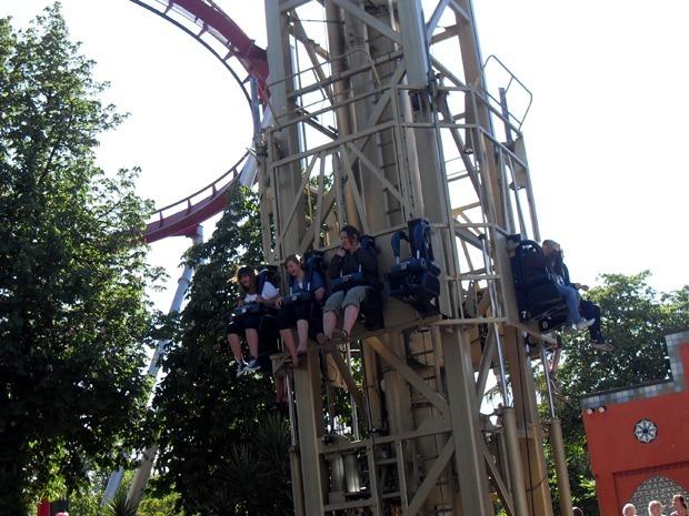 Tivoli juni 2011