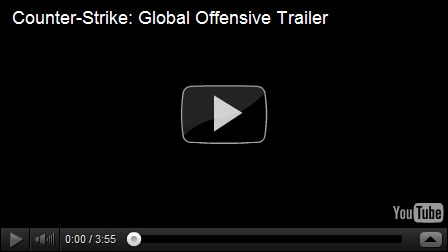 Counter Strike: Global Offense Trailer