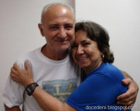 Tio Wilson e Tia Cecília
