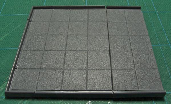 Movement tray
