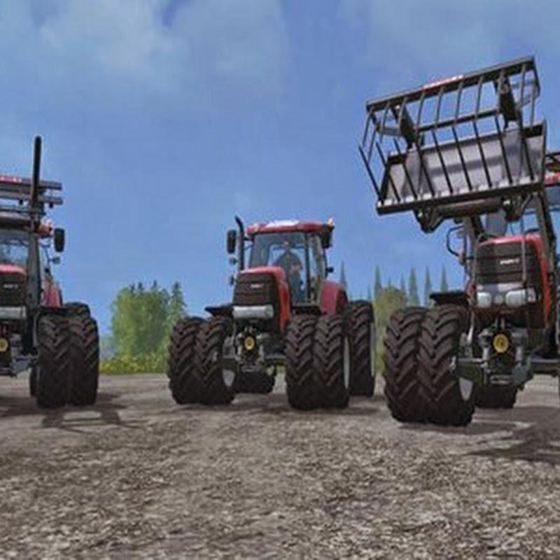 Farming simulator 2015 - Case IH Puma 230 CVX v 4.0