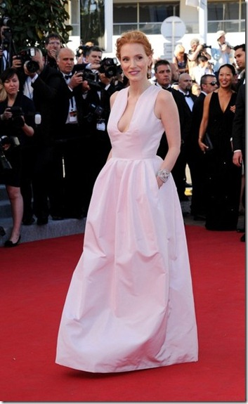 Jessica Chastain Kingdom kicks off Cannes JjlkewHUR78l