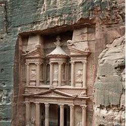 55 - Hipogeo de Petra (Jordania)