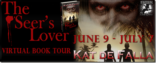 The Seer's Lover Banner 450 x 169