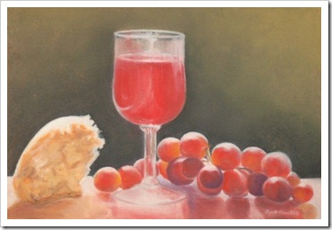 communion-elements-pastels