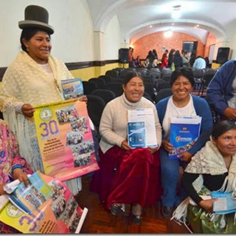 Bolivia pone en vigor contratos para las empleadas del hogar