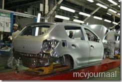 Dacia Sandero Marokko 09