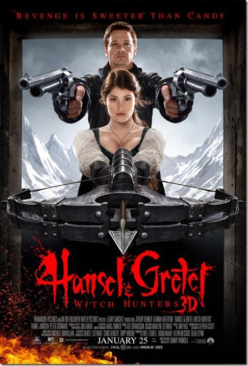 Hansel and Gretel Witch Hunters นักล่าแม่มดพันธุ์ดิบ [HD เสียงโรง]