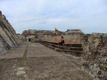 castillo de San Felipe, Cartagena de Indias