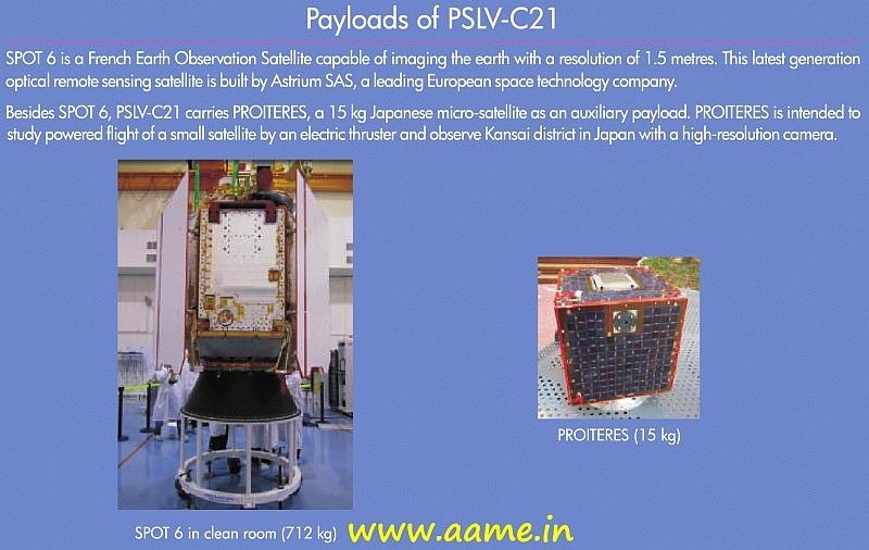 ISRO-PSLV-C21-SPOT-6-PROITERES-Satellites-R