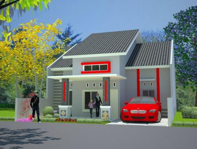 desain rumah minimalis tipe 70 terbaru