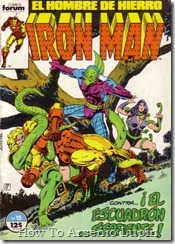 P00056 - El Invencible Iron Man - 159 #160