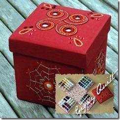 La petite boîte rouge