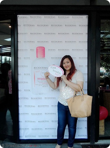 Priscilla event Bioderma Indonesia beauty blogger 4