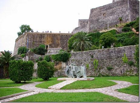 New Fortress corfu