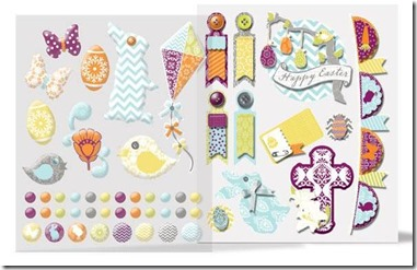 CM  Easter Embellishments