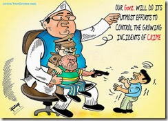 Criminals in Politics