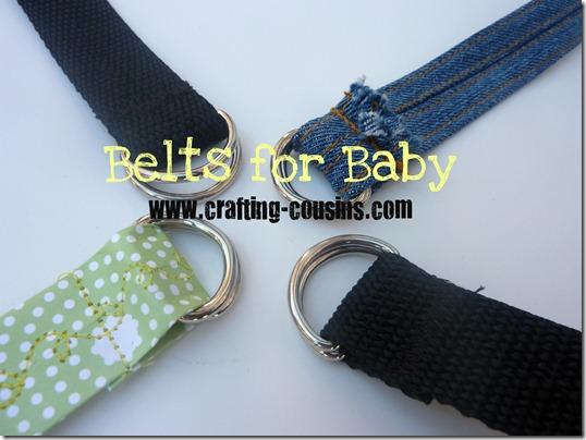 belt text