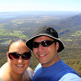 Self-Portrait At The Borooka Lookout - Halls Gap, Australia