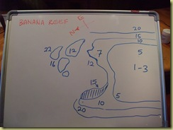 Banana Reef Snorkel Plan