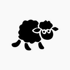 вытынанки овцы для окон