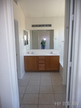 Master Bath makeover- Before1