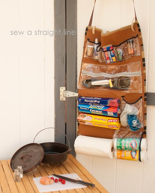 rolled camp kitchen sew a straight line blog-1
