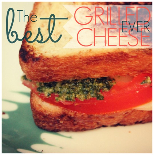 Grilled Cheese Title