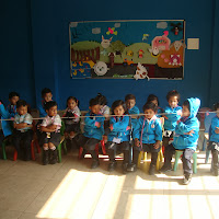 Pre Primary on 3th February 2014 GDA Harni