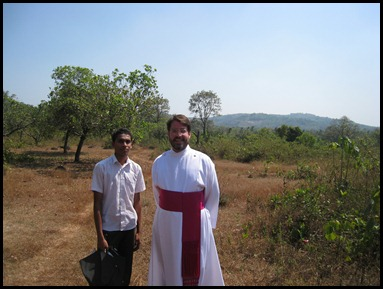 In the Seminary Forest