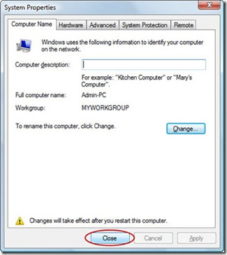 How To Create A New Workgroup On Windows 6