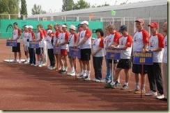 Rostov tennis tournament