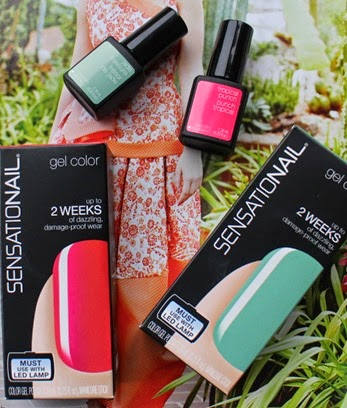 Sensationail-Jade-Treasure,Tropical-Punch-new colours March 2015