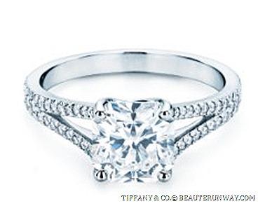 Tiffany Diamond Wedding Ring 77 Ideal TIFFANY u CO SETTING