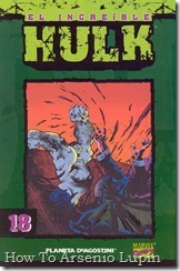 P00018 - Coleccionable Hulk #18 (de 50)