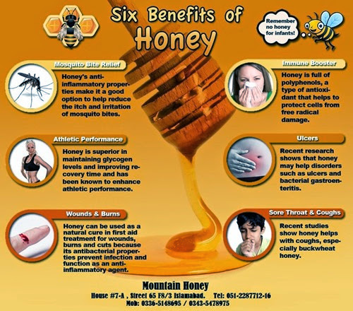 Benefit of honey_HF Mountain Honey