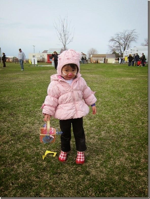 Easter 2011  2yo