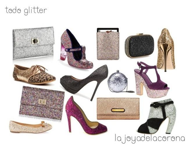 glitter time