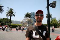 Outside Universal Studios