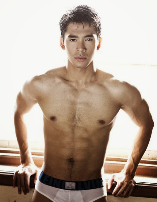 Hot Indonesian  Model - Akbar Kurniawan 08