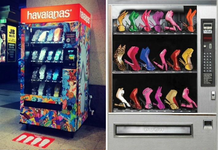 vending machine havaianas