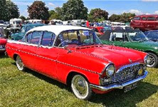 Vauxhall 1957 Cresta PA