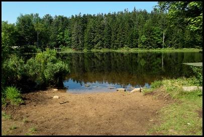 On Jordan Pond 152