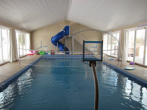 hot tubs and inground pools