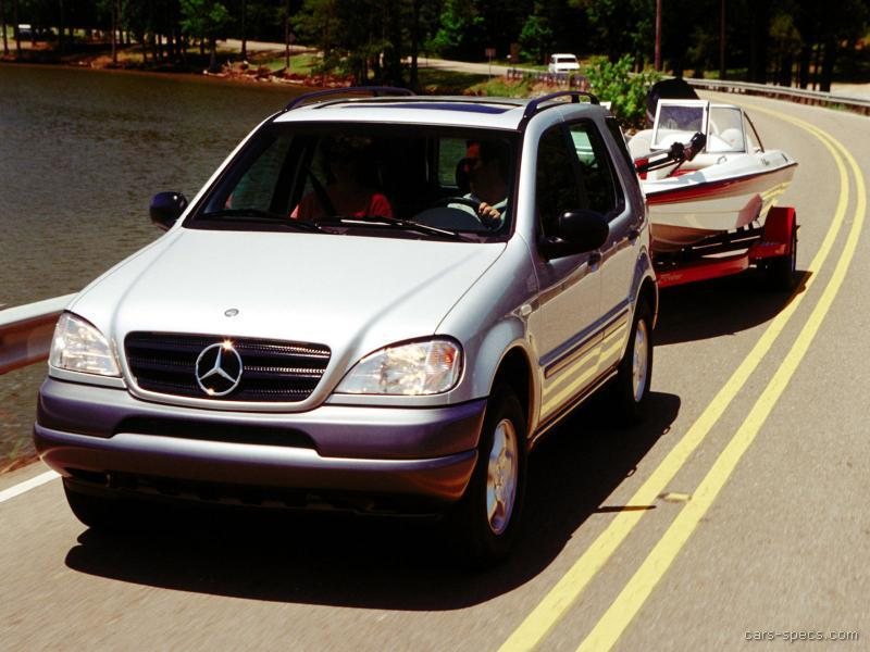 2000 mercedes benz m class suv specifications pictures for Mercedes benz 1999 ml320