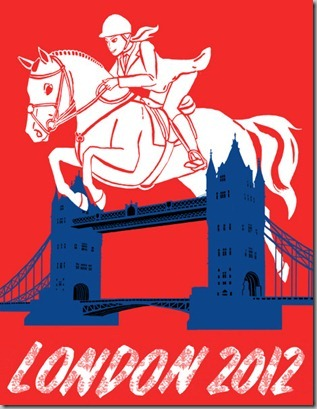 London_2012_Olympics_Equestrian_Poster