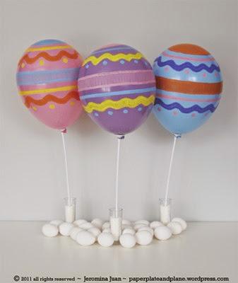 globos como huevos de pascua (2)
