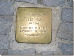 Berlin Stolperstein Onkel Felix 004